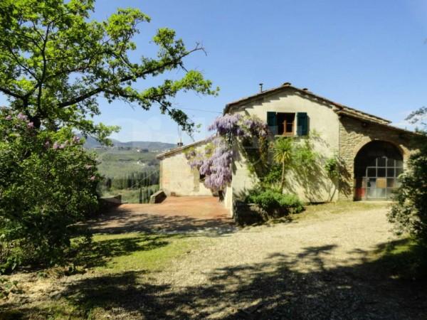 Villa in vendita a Fiesole, Con giardino, 300 mq - Foto 9
