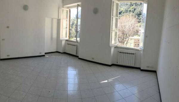 Appartamento in vendita a Zoagli, Centro, 75 mq