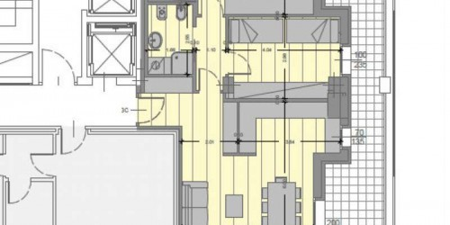 Appartamento in vendita a Milano, Dergano, Con giardino, 120 mq - Foto 24