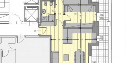 Appartamento in vendita a Milano, Dergano, Con giardino, 120 mq - Foto 6