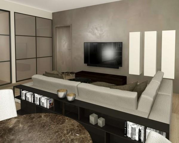Appartamento in vendita a Milano, Dergano, Con giardino, 120 mq - Foto 3