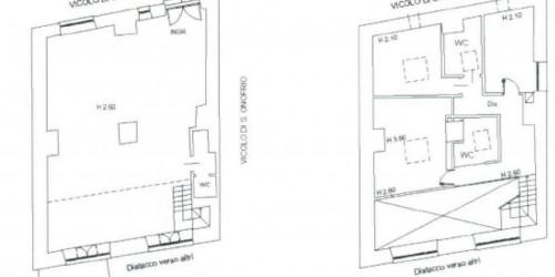 Immobile in vendita a Roma, Centro Storico, Con giardino, 340 mq - Foto 3