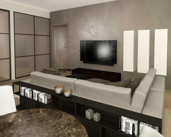 Appartamento in vendita a Milano, Dergano, 115 mq - Foto 2