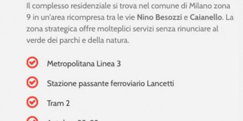 Appartamento in vendita a Milano, Dergano, 115 mq - Foto 18