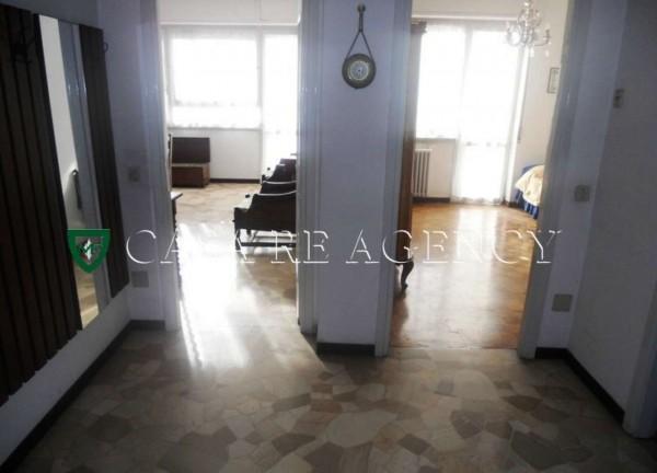 Appartamento in vendita a Varese, Giubiano, Con giardino, 95 mq - Foto 7
