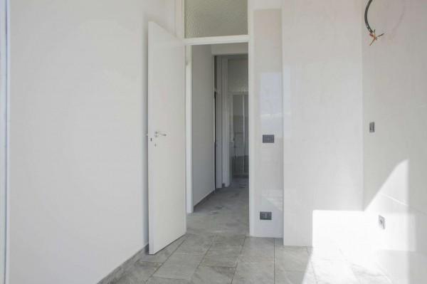 Appartamento in vendita a Solaro, Villaggio Brollo, Con giardino, 90 mq - Foto 4