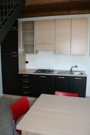 Appartamento in vendita a Lentate sul Seveso, Camnago - Fs E Fnm, Arredato, 50 mq - Foto 2