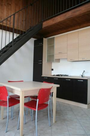 Appartamento in vendita a Lentate sul Seveso, Camnago - Fs E Fnm, Arredato, 50 mq - Foto 3
