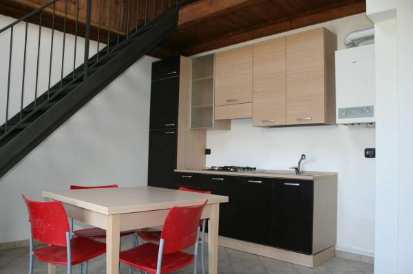 Appartamento in vendita a Lentate sul Seveso, Camnago - Fs E Fnm, Arredato, 50 mq - Foto 4