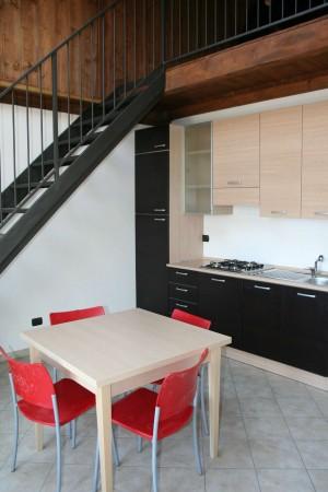 Appartamento in vendita a Lentate sul Seveso, Camnago - Fs E Fnm, Arredato, 50 mq - Foto 5