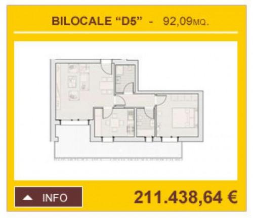 Appartamento in vendita a Arese, 66 mq - Foto 2