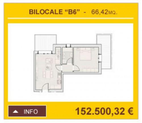 Appartamento in vendita a Arese, 66 mq - Foto 4