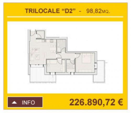 Appartamento in vendita a Arese, 88 mq - Foto 4