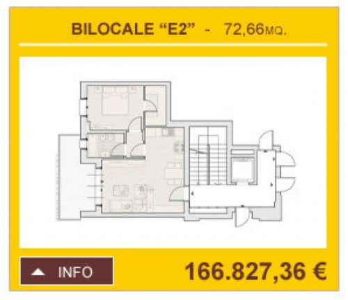 Appartamento in vendita a Arese, 88 mq - Foto 5