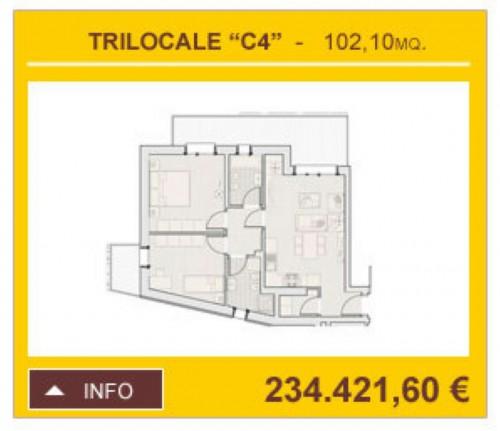 Appartamento in vendita a Arese, 88 mq - Foto 3