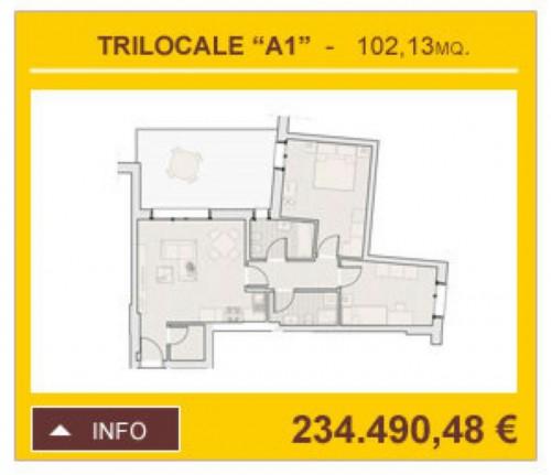 Appartamento in vendita a Arese, 88 mq - Foto 2
