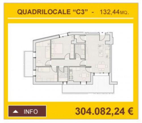 Appartamento in vendita a Arese, 132 mq - Foto 2