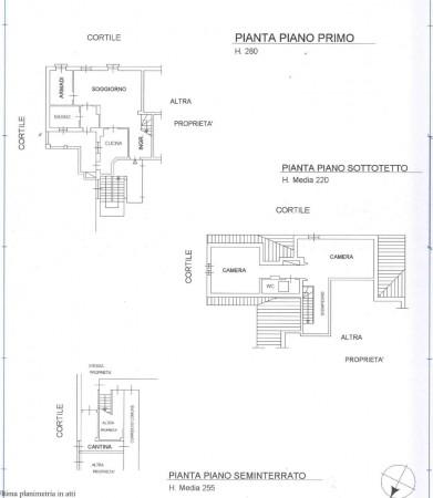 Appartamento in vendita a Vinovo, Lauri, Con giardino, 110 mq - Foto 3