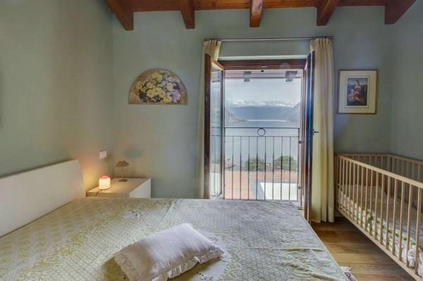 Appartamento in vendita a Faggeto Lario, Faggeto, Arredato, con giardino, 74 mq - Foto 1