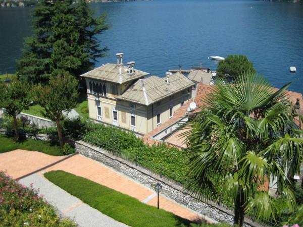 Appartamento in vendita a Faggeto Lario, Faggeto, Arredato, con giardino, 74 mq - Foto 2