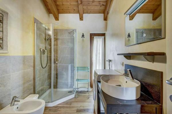 Appartamento in vendita a Faggeto Lario, Faggeto, Arredato, con giardino, 74 mq - Foto 15