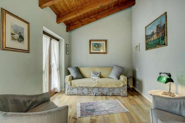 Appartamento in vendita a Faggeto Lario, Faggeto, Arredato, con giardino, 74 mq - Foto 17
