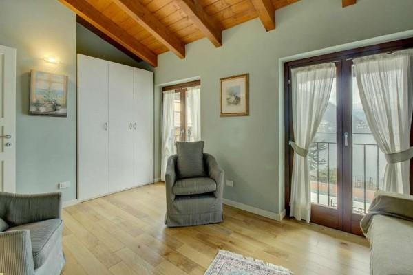 Appartamento in vendita a Faggeto Lario, Faggeto, Arredato, con giardino, 74 mq - Foto 16