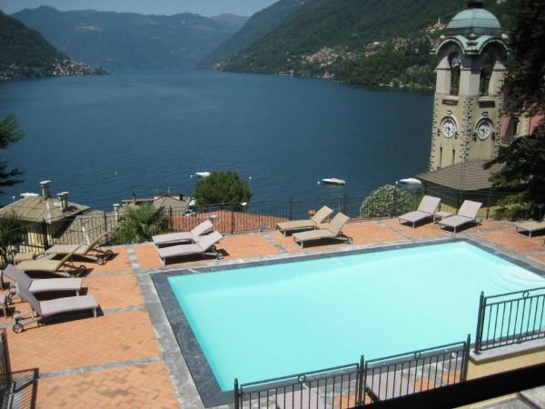 Appartamento in vendita a Faggeto Lario, Faggeto, Arredato, con giardino, 74 mq - Foto 4