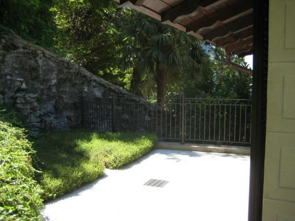 Appartamento in vendita a Faggeto Lario, Faggeto, Arredato, con giardino, 74 mq - Foto 8