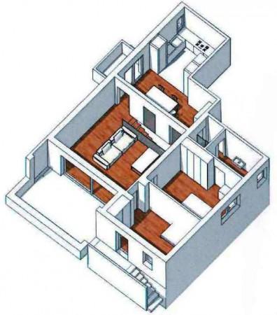 Casa indipendente in vendita a Cesena, Madonna Delle Rose, 180 mq