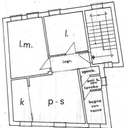 Appartamento in affitto a Cesena, Centro Storico, Arredato, 70 mq