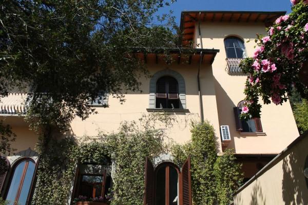 Villa in vendita a Firenze, San Domenicoo, Con giardino, 500 mq