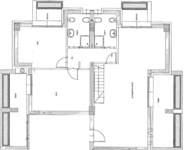 Appartamento in vendita a Cesena, Ponte Abbadesse, 220 mq - Foto 1
