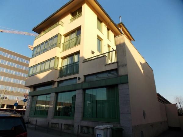 Ufficio in vendita a Milano, Con giardino, 1000 mq - Foto 22