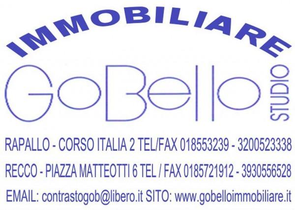 Appartamento in vendita a Zoagli, Rovereto, Arredato, con giardino, 220 mq - Foto 6