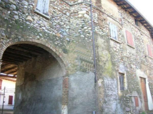 Rustico/Casale in vendita a Cazzago San Martino, Vicino Al Centro, 200 mq - Foto 1
