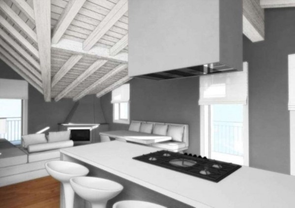 Appartamento in vendita a Ponte di Legno, Centro Del Paese, 60 mq - Foto 9