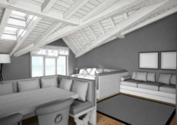 Appartamento in vendita a Ponte di Legno, Centro Del Paese, 60 mq - Foto 5