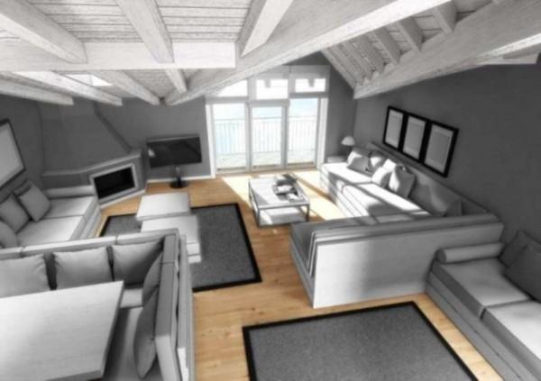 Appartamento in vendita a Ponte di Legno, Centro Del Paese, 97 mq - Foto 12