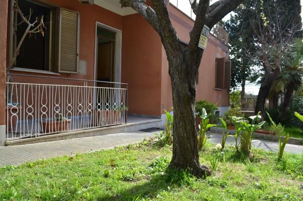Villa in vendita a Roma, Montespaccato, Con giardino, 160 mq
