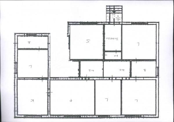 Appartamento in vendita a Cesena, San Rocco, 180 mq - Foto 2