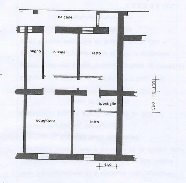 Appartamento in vendita a Monza, Satellite, 90 mq - Foto 2