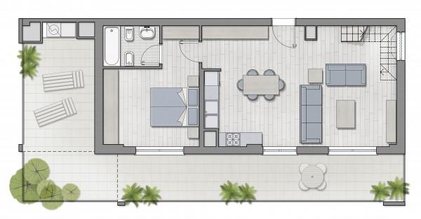 Appartamento in vendita a Roma, Furio Camillo, Appio Latino, Alberone, 40 mq - Foto 10