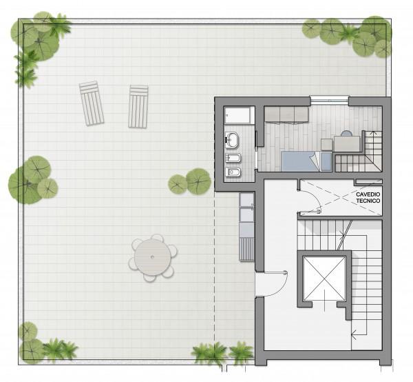 Appartamento in vendita a Roma, Furio Camillo, Appio Latino, Alberone, 40 mq - Foto 6
