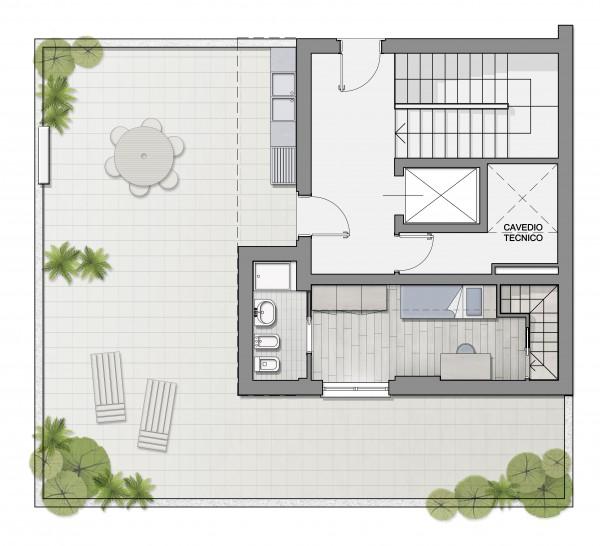 Appartamento in vendita a Roma, Furio Camillo, Appio Latino, Alberone, 40 mq - Foto 9