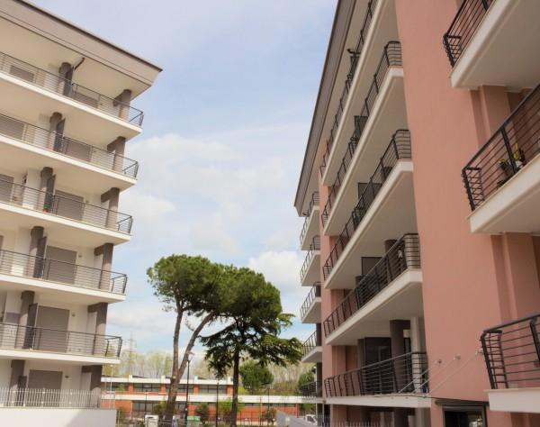 Trilocale in vendita a Roma, Ponte Mammolo, Tiburtina, Pietralata, Con giardino, 77 mq - Foto 4