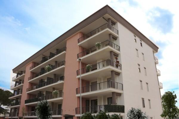 Trilocale in vendita a Roma, Ponte Mammolo, Tiburtina, Pietralata, Con giardino, 77 mq - Foto 2