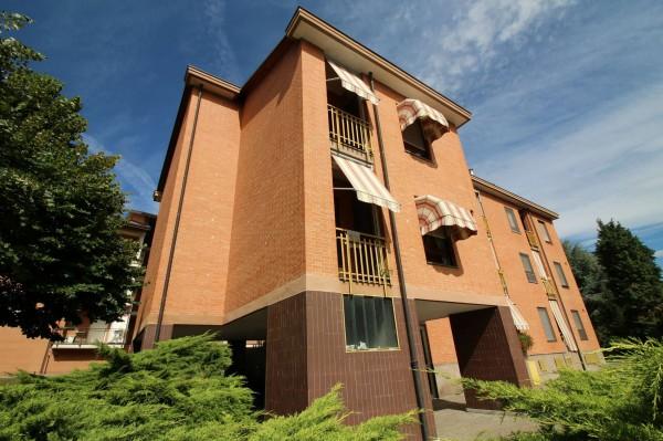 Appartamento in vendita a San Gillio, Centro, Con giardino, 79 mq - Foto 3