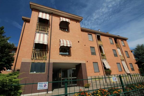 Appartamento in vendita a San Gillio, Centro, Con giardino, 79 mq