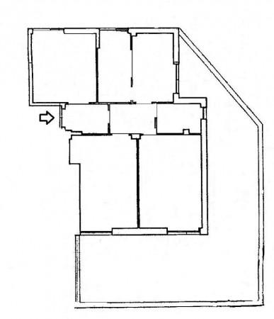 Appartamento in vendita a Roma, Ottavia, Con giardino, 125 mq - Foto 2